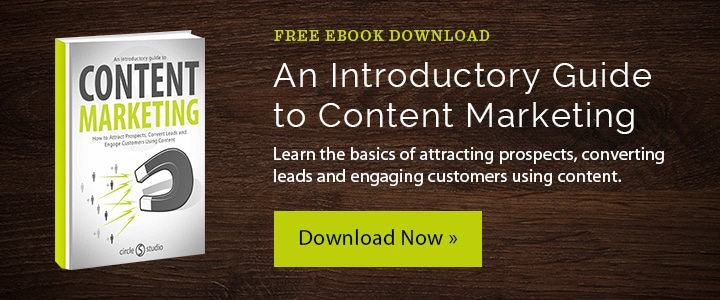 Free eBook - An Introductory Guide to Content Marketing