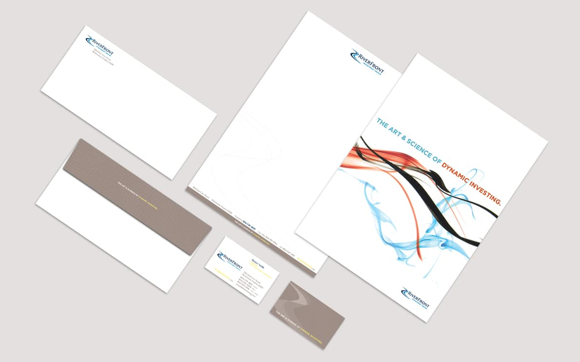 riverfront stationery package