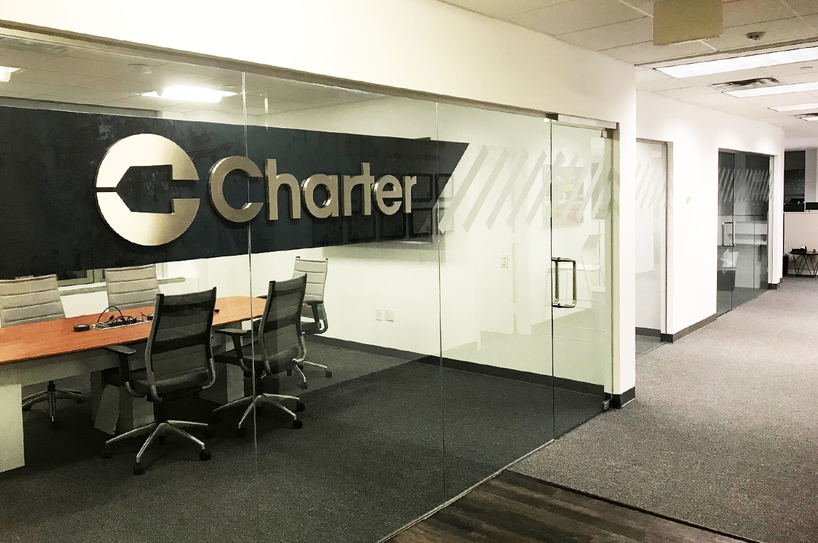 charter contracting office interiors
