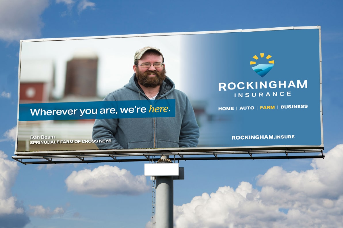 rockingham billboard