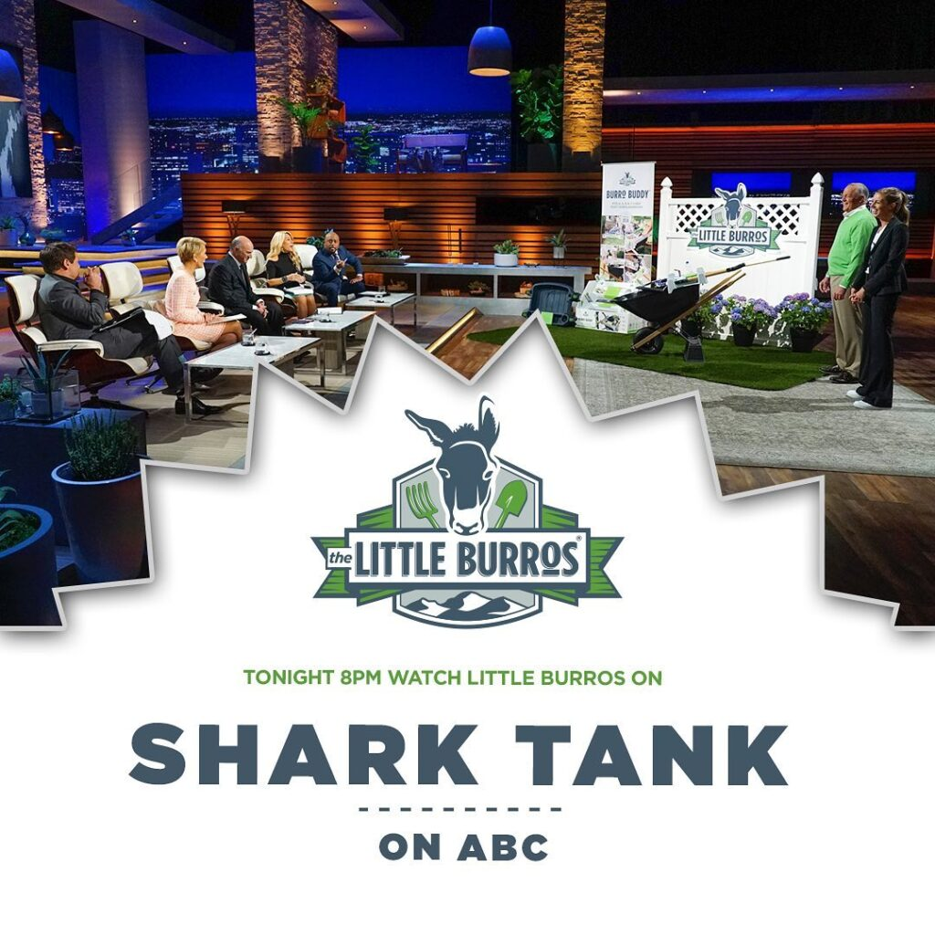 Little Burros on Shark Tank