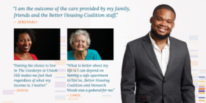Better Housing Coalition Testimonial