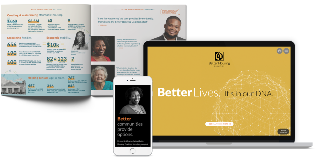 Better Housing Coalition Annual Report
