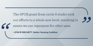 Better Housing Coalition Quote